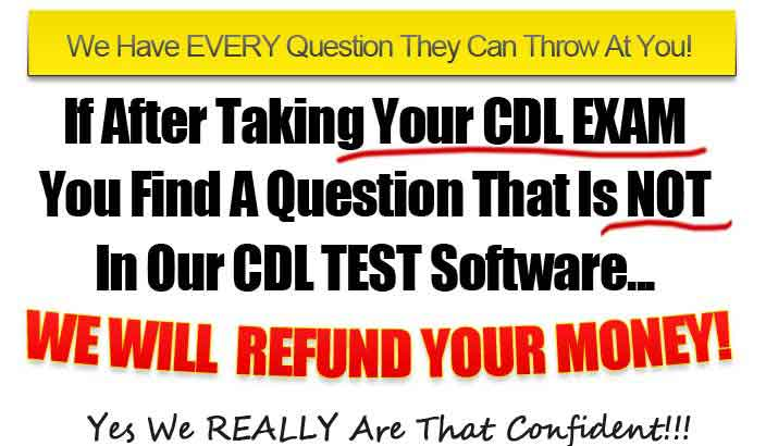 CDL Software Guarantee