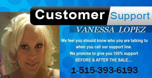 Customer Support Pic