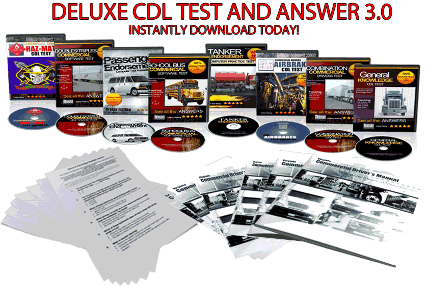 Florida CDL License Practice Test and Answers