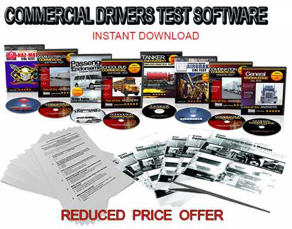 Shows CDL Test Package Bundle