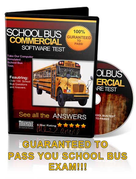 School Bus License CD Cover