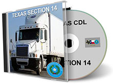Texas Section 14 Special Requirements